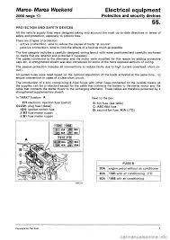 fuses fiat marea 2000 1 g workshop manual