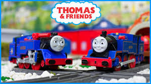 thomas friends accidents happen trackmaster belle