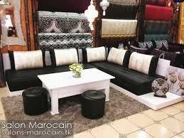 canapé orientale deco salon marocain design incroyable salon moderne orientale
