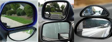 Remove Blind Spot Mirror Devices To Remove Blindspot
