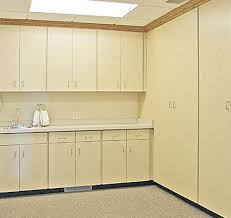 Salon Cabinets Custom Commercial Casework Cabinets Racks Care Facility Cabinets
