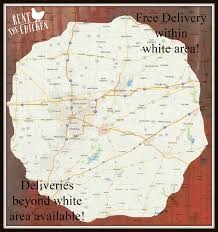 Dayton Ohio Map by Rent The Chicken Dayton Ohio And Surrounding Areas