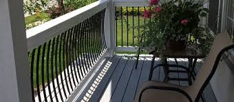 Banister Rail And Spindles Stair Balusters Metal Deck Spindles Unionmetalworks Com