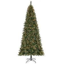 Artificial Pine Trees Home Decor Pre Lit Christmas Trees Artificial Christmas Trees The Home Depot