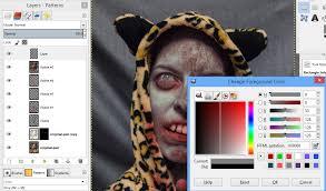 jeannie nadja studios gimp zombie tutorial