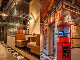 Pizza Restaurant Interior Design Peppes Pizza Restaurant In Oslo Norway U2013 Huf Magazine