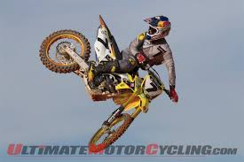 ama motocross history suzuki u0027s james stewart fit for 2013 ama motocross