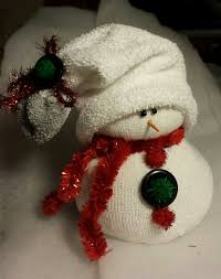 my sock snowman sock snowman