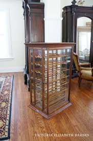 Glass Display Cabinet Craigslist Antique Ribbon Cabinet More Stuff I Do Not Need But Cannot Live