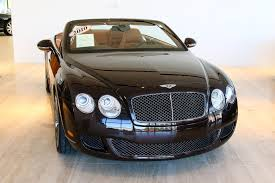 bentley continental 2010 2010 bentley continental gtc speed stock 6nc057207a for sale