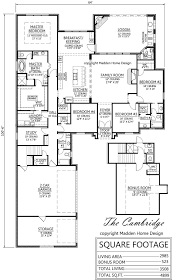 madden home design the cambridge