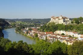 Bad Burghausen Burgen Burghausen Burg Tittmoning Hohenaschau Hohensalzburg