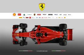 ferrari f1 2018 ferrari sf71h f1 car launch pictures f1 fansite com