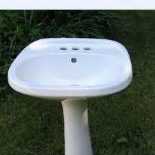 Pedestal Sink Sale Best Mancesa Pedestal Sink For Sale In Victoria British Columbia