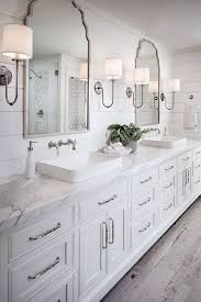 off white cabinets transitional bathroom in bathrooms with on