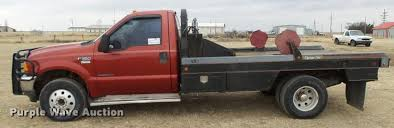 Bale Beds For Sale 2001 Ford F350 Super Duty Xlt Bale Bed Truck Item Db1848