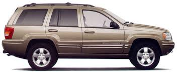 jeep grand cherokee wj exterior colors 2001 2004