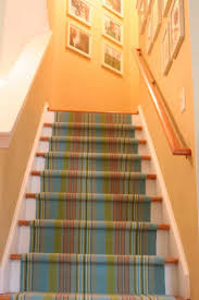 terrific striped stair carpet runner pictures best inspiration
