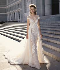 lace wedding gown 26 beautiful convertible wedding dresses weddingomania