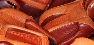 Custom Car Interior Upholstery Automotive Roje Exotic Leather