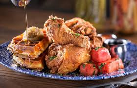 the best chicken and waffles in america