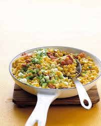 thanksgiving corn side dishes corn recipes martha stewart