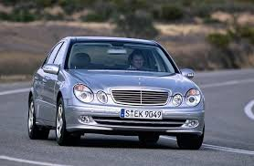 2003 mercedes e class 2003 mercedes e class information and photos zombiedrive