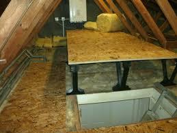 loft zone solves storage vs insulation dilemma climate energy
