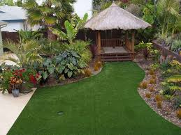 Tropical Backyard Ideas Awesome Tropical Backyards For Your I The Tropical Plants In