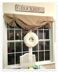 large kitchen window treatment ideas window cover for large window idearama co