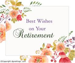 best wishes retirement cards