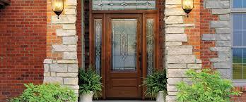 Exterior Doors At Lowes Doors Astounding Fiberglass Exterior Door Fascinating Fiberglass