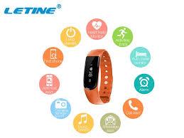 heart healthy bracelet images Oled large screen veryfit pro smart bracelet heart rate smart jpg