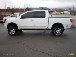 nissan truck white car picker white nissan titan