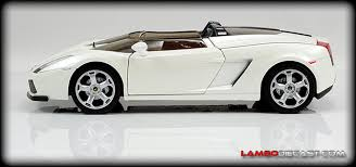lamborghini gallardo concept s the 1 24 lamborghini concept s from mondo motors a review by