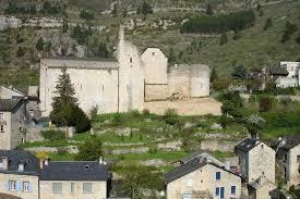 chambre d hote ste enimie ancienne abbaye de sainte enimie gorges du tarn causses lozère