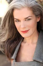 platinum hair on 50 year old 20 long hair styles for women over 50 grey pinterest long