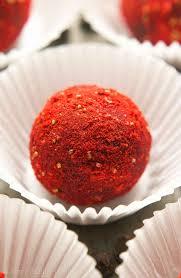 healthy dark chocolate strawberry truffles amy u0027s healthy baking