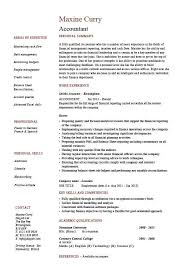 Senior Staff Accountant Resume Sample by Senior Accountant Resume Template Contegri Com