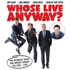 whose live anyway u2013 the palace theatre