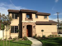 six mediterranean homes in temple city sold out bade construction