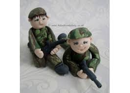 army cake toppers helen the cake gallery