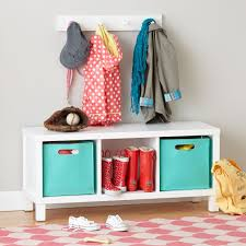 Playroom Storage Furniture by Cubic Wide Bookcase 6 Cube The Land Of Nod