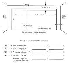 2 car garage door dimensions two car garage door size great car garage door dimensions with
