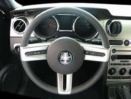 mustang steering wheels newer mustang steering wheel in a fox ford mustang forum