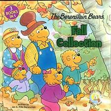Berenstien Bears Berenstain Bears Fall Collection 3 Books In 1 Slightly