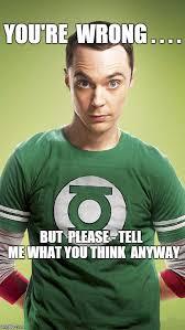 Sheldon Meme - sheldon cooper memes imgflip