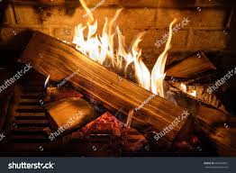 fire burns fireplace stock photo 659664031 shutterstock