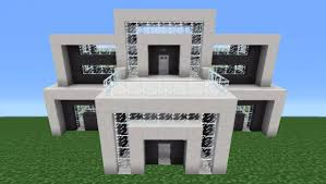 Minecraft How To Make A Furniture by Minecraft Tutorial How To Make A Quartz House 4 Youtube