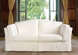 canapé classique tissu canapé classique en cuir en tissu 3 places menaggio berto